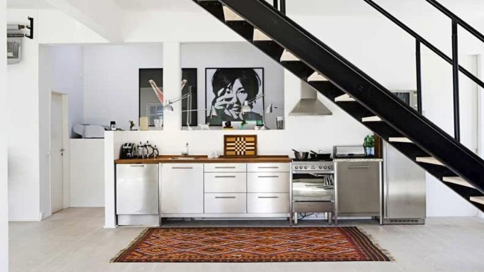 Acabados metalizados: la última tendencia en diseños de cocina