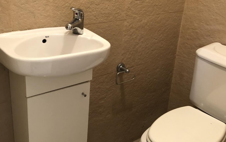 baño de departamento en mar del plata